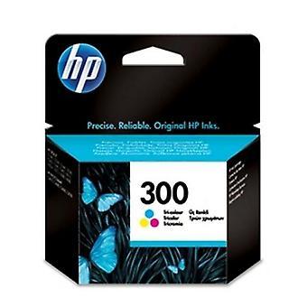 Cartucho de tinta original Hewlett Packard CC643EE tricolor