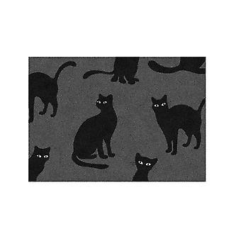 Kids Rug - Cats II - Wasbaar - 65 x 85 cm