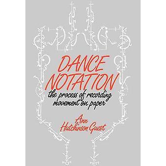 Dance Notation by Guest & Ann Hutchinson