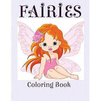 Fairies Coloring Book by Kids & Creative