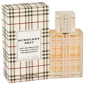 Burberry Brit de Burberry Edt vaporizador 30ml