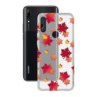 Mobile cover Huawei P Smart Z Contact Flex TPU Autumn