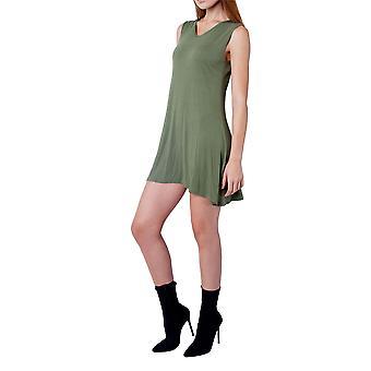 Ladies Sleeveless Skater Dress