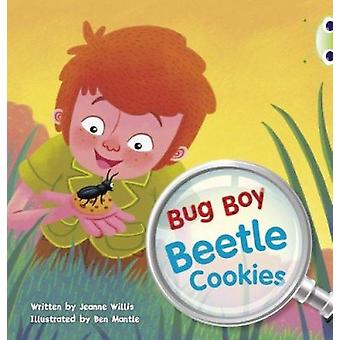 Beetle Cookies Yellow 1 (Bug Club) (Paperback) Book