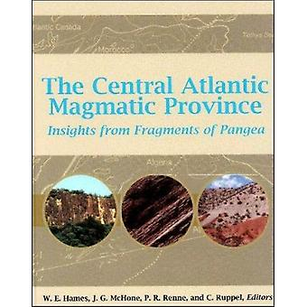 The Central Atlantic Magmatic Province - Insights From Fragments of Pa