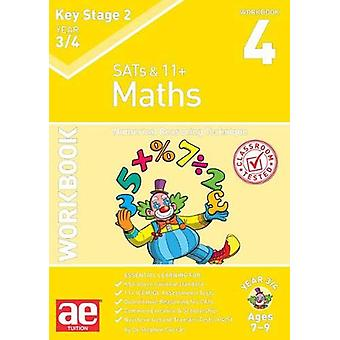 KS2 Maths Year 3/4 Workbook 4 - Numerical Reasoning Technique by Steph