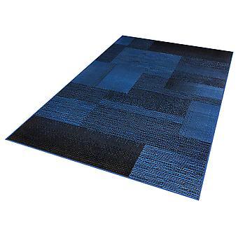 Teppich Boss Design Kurzflorteppich Teppich Marble kariert meliert Karo