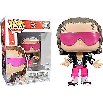 WWE Bret Hart Pop! Vinyl