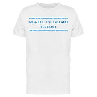 Made In Hong Kong Tee Men's -Kuva Shutterstock