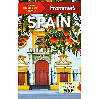 Frommer's Spain by Peter Barron - 9781628874761 Book