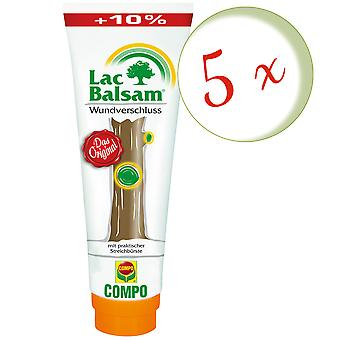 Sparset: 5 x COMPO Lac Balm®, 385 g