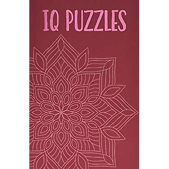 IQ Puzzles by Eric Saunders - 9781789507690 Book