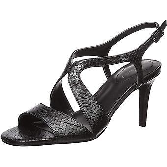 Bandolino Footwear Women's Tamar Pump, Black, 6 Medium US