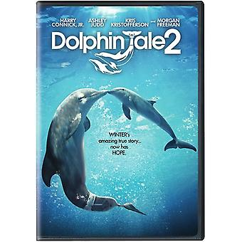 Dolphin Tale 2 [DVD] USA import