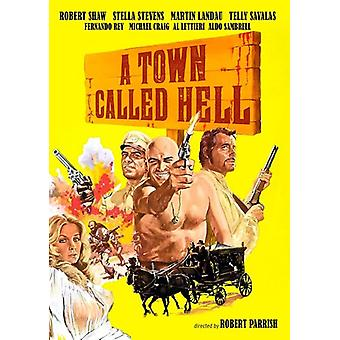 Town Called Hell [DVD] USA import