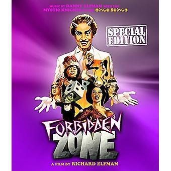 Forbidden Zone [Blu-ray] USA import