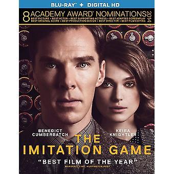 Imitation Game [BLU-RAY] USA import