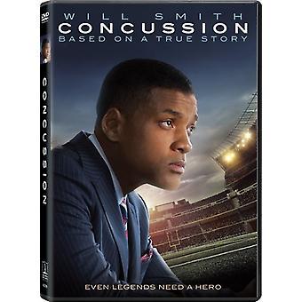 Importer des USA de la commotion cérébrale [DVD]