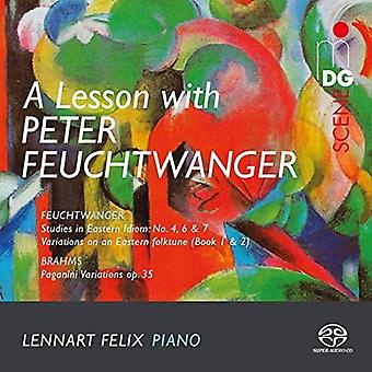 Lesson With Peter Feuchtwanger [SACD] USA import