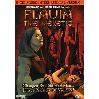 Flavia the Heretic [DVD] USA import