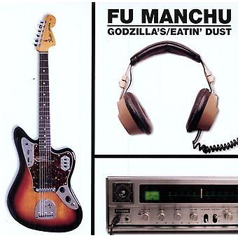 Fu Manchu - (Godzilla) eatin ' støv [Vinyl] USA import