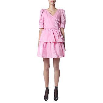Baum Und Pferdgarten 20720c2932 Women's Pink Viscose Dress