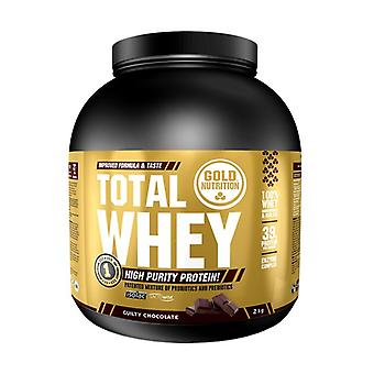 Total Whey Chocolate 2 kg of powder (Chocolate)