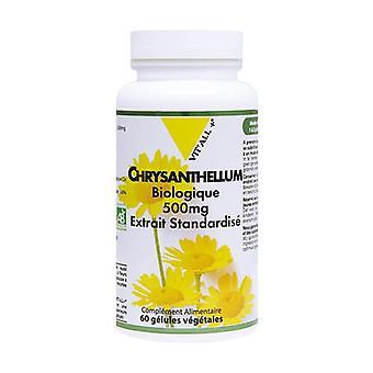 Chrysanthellum Bio 500mg Standardized Extract 60 vegetable capsules