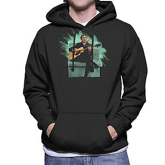 TV keer Val Doonican Entertainer 1971 mannen Hooded Sweatshirt