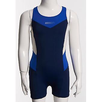 Aqua Perla Girl Racer Blue Spf50+ Race Suit