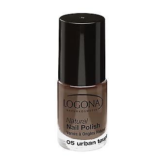 Natural nail polish n ° 05 urban taupe 4 ml
