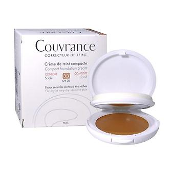Couvrance compact cream color 03 10 g of powder