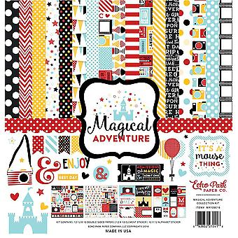 Echo Park Magical Adventure 12x12 Inch Collection Kit