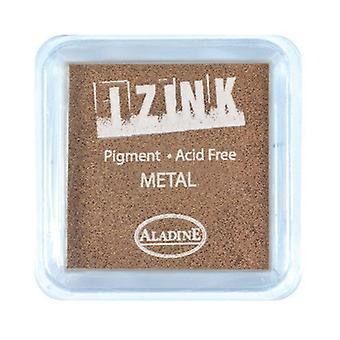 アラジンインクパッドイジンクピグメント金属銅