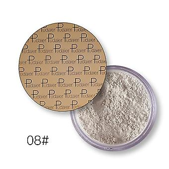 Loose Setting Powder With Mineral Oil Control - Long Lasting Face Concealer For Black And Dark Skin