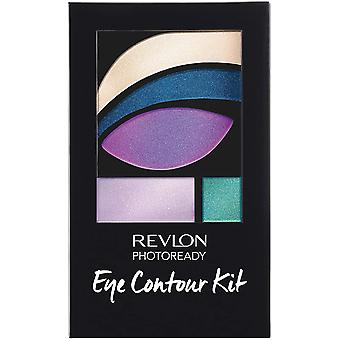 3 x Revlon Photoready Eye Contour Kit With Applicator 2.8g - 517 Eclectic