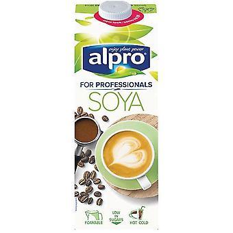 Alpro Soya Milk Alternative For Professionals Cartons