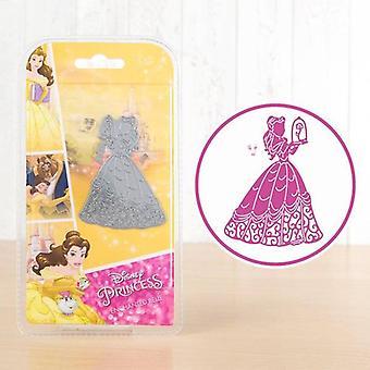 Disney Cutting Dies - Enchanted Belle