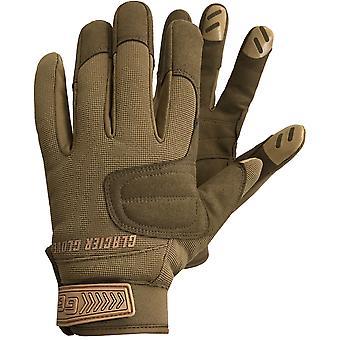 Glacier Glove Pro Field Full Finger Gloves - Coyote