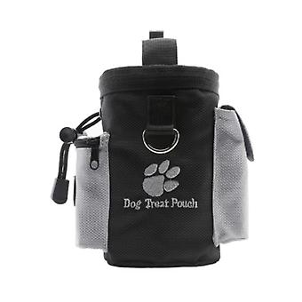 Pet Dog Training Bag Portable Treat Snack Bait Dogs Obedience Agility Outdoor Feed Storage Pouch Food Reward Waist Bags