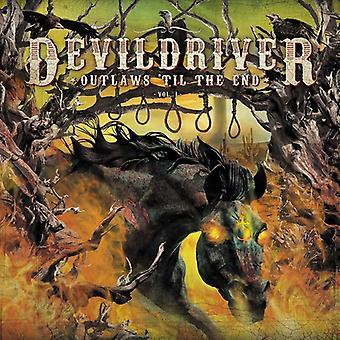 Devildriver - Outlaws 'Til the End 1 [CD] USA import