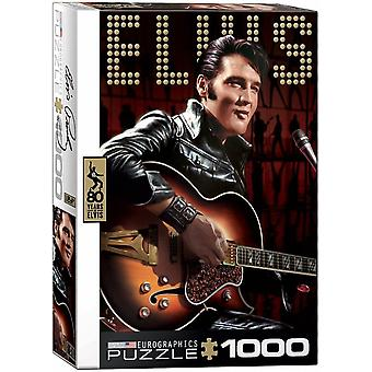 Elvis presley - 1000 piece puzzle