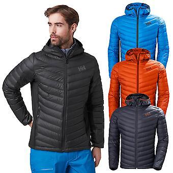 Helly Hansen Hombres 2020 Verglas Con capucha abajo híbrido aislante Ripstop chaqueta