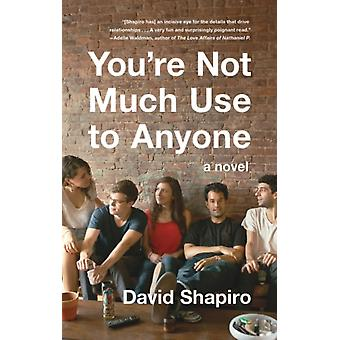 Youre Not Much Use to Anyone by Shapiro & David