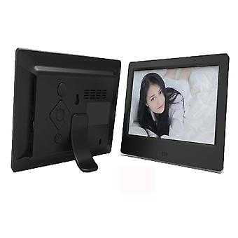 7-inch Hd Digital Photo Frame Video Player Digital Photo Frame With Music,