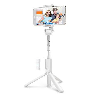 Wireless Bluetooth Selfie Stick, Mini Tripod Extendable Foldable Monopod