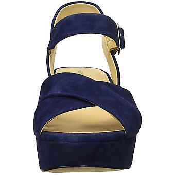 Adrienne vittadini încălțăminte femei ' s Powel cu toc Sandal