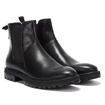 Vagabond Johnny Chelsea Mens Black Boots