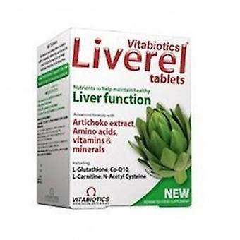Vitabiotic - Liverel 60 tablet