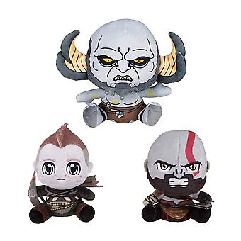 God of War Plush GoW Bundle - Gaming Merchandise